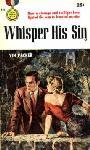 whisper his sin