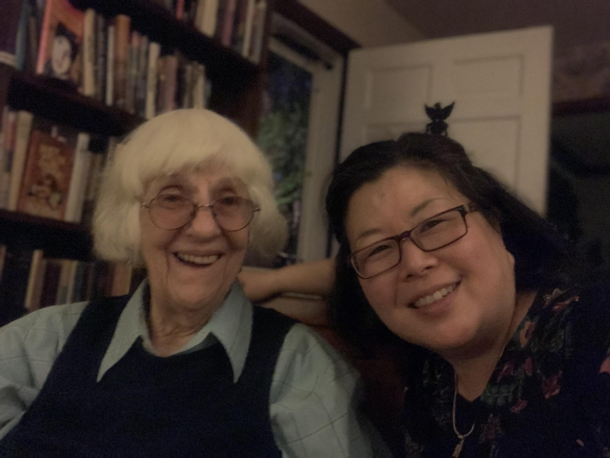 Marijane and Michelle 112819
