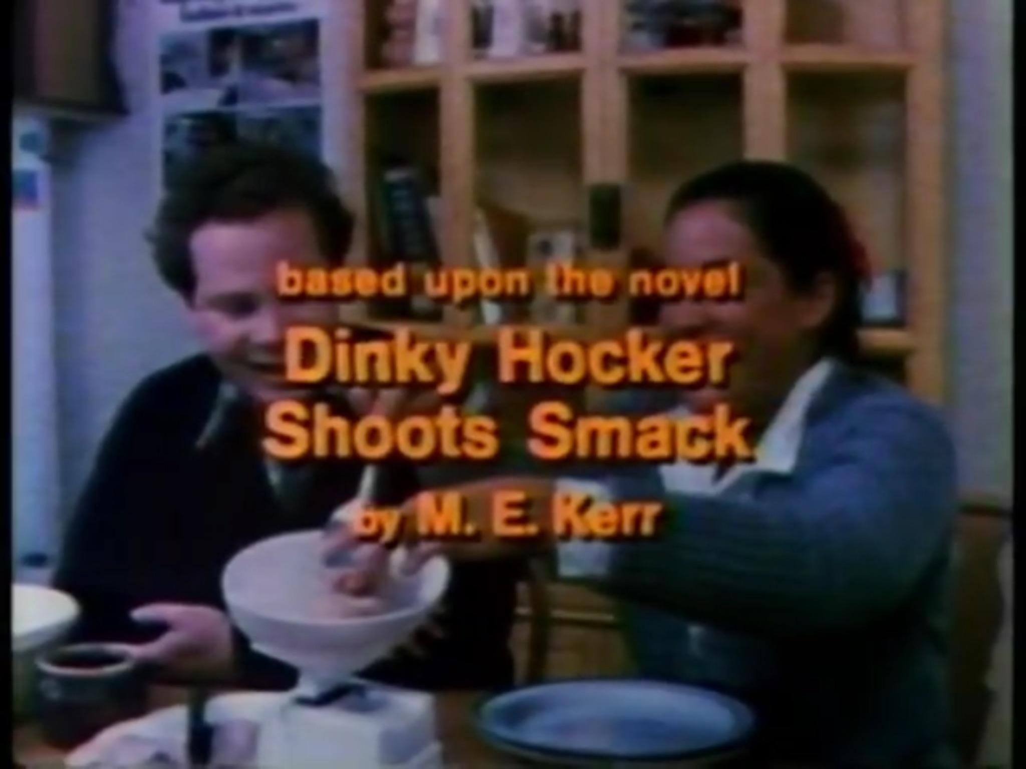 Dinky Hocker After School Special